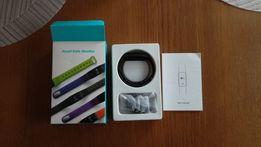 Smartband NOWY pulsometr, budzik, sms, kroki, kalorie - prezent święta