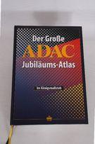 ADAC wielki atlas Niemiec turystyczno /samochodowy 816 stron