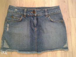 jeansowa spódnica CHEROKEE r.36