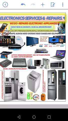 ELECTRONICS REPAIRS SERVICES