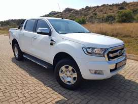 2016 Ford Ranger 2.2TDCi Double Cab XLT