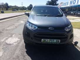 2016 Ford fiesta Ecoboost 1.4 Automatic  55 000km for sale