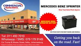 Battery For Mercedes Benz Sprinter For Sale.