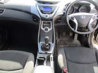 Image of Hyundai elantra 1.6 premium, 5-Doors, Factory A/c, C/d Player.