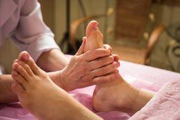 Masaż relaksacyjny - refleksologia