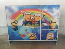Character Compactum MW6140 Minions