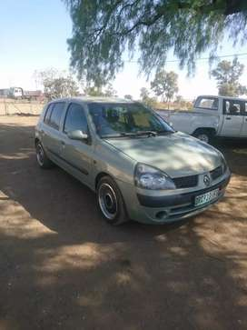 Renault Clio 2005 for sale R35000