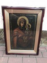 Старинная Икона Пресвятой Богородицы
