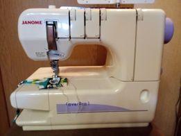 продам распошивальную швейную машину JANOME