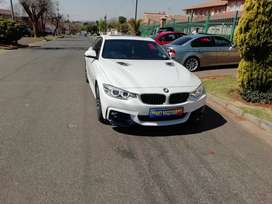 F32 4 series Front Lips