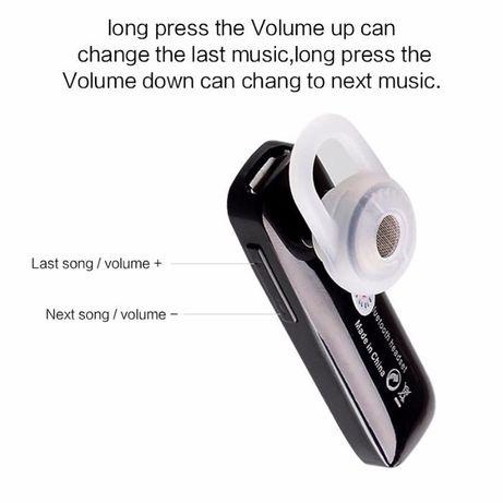 Беспроводные медиа наушники Bluetooth S2, гарнитура, музыка в 2 уха Кривой Рог - изображение 5