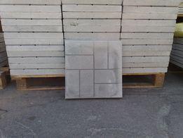 Тротуарная вибролитая плитка 400*400*45