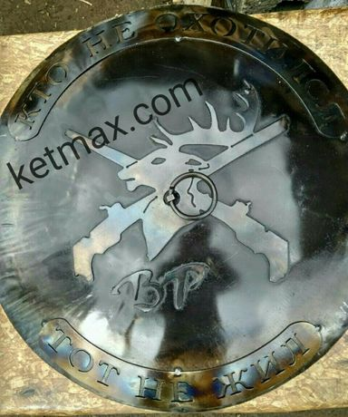 Сковорода из диска с подставкой для огня,садж,мангал,гриль Каменец-Подольский - изображение 8