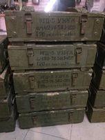 ящик от гранат РГД-5 армейский военный (деревянный)
