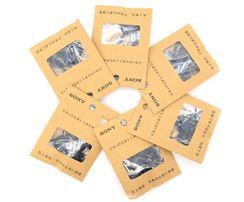 Оригинальные наушники вкладыши SONY Walkman MDR-E808+