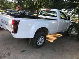 The bakkie is in good condition selling it to upgrade