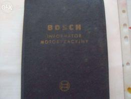 BOSCH Informator Motoryzacyjny 1958 rok.