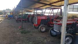 N1 Tractors and Implements