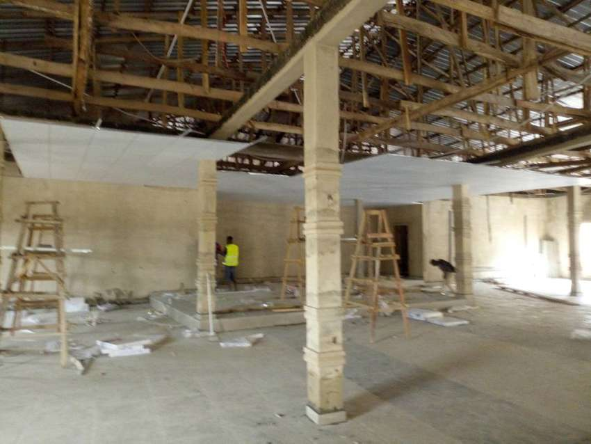 Suspended ceiling services 0