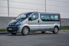 Wynajem busów 9 osobowych i dostawczych, wypożyczalnia ckcorp.pl