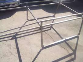 Carrier for double cab bakkie