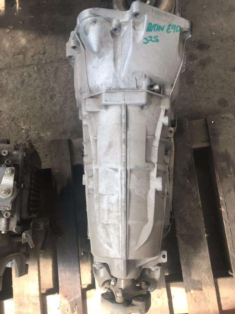 BMW E90 325i N52 6L45 automatic gearbox for sale 0