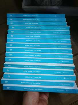 Rob Bell DVD collection