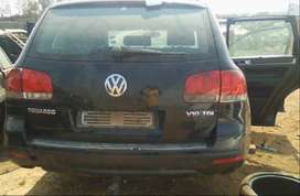 vw touareg tail gate shell available at logic spares