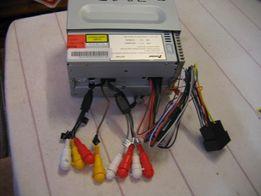 Автомагнитола -DVD-ресивер ( DVT-657 ) с ш/ф цветним ЖК-монитором