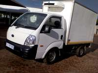 Image of Kia K2700 with Cooler 2011 model