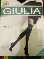Колготы Giulia имитация чулка