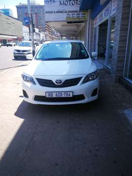 Toyota Corolla Quest Available Now