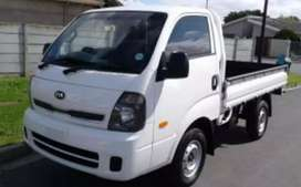 Van for hire from r250 a load