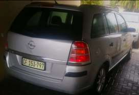 2007 Opel zafira - Breaking for parts