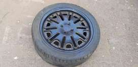 USED MAGS WITH TYRES
