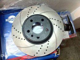 Тормозные диски Acura Honda R1 Concepts, Centric, Rotinger, Power Stop