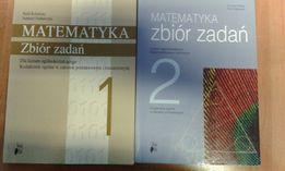 Matematyka Zbiór zadań 1,2 Nowa Era