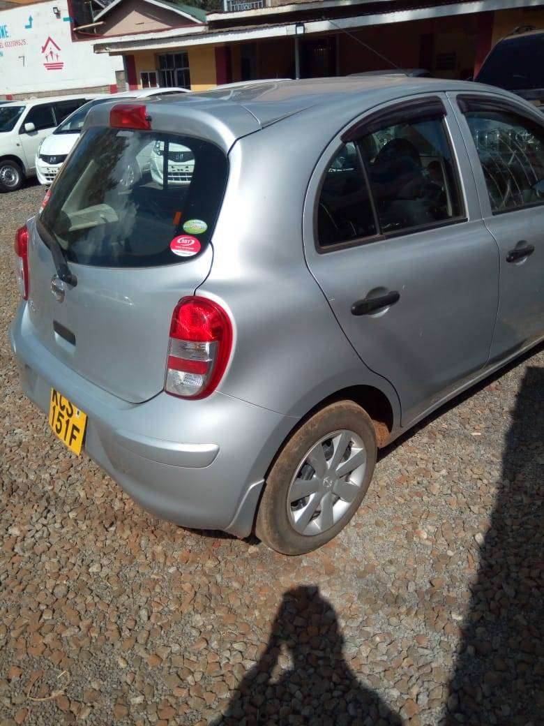 2011 Nissan March not locally used 0
