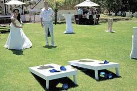 Corn Hole Toss For Hire