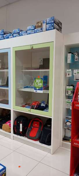 Storefront Display Cabinets