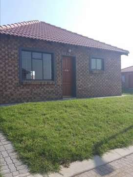 3 Bedroom House Immediately Available For Rent