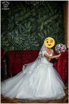 Свадебное платье,которое никого не оставит равнодушным!