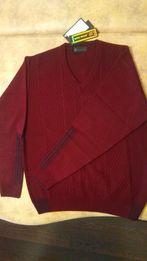 Цена снижена!Мужской классический свитер (джемпер).НОВЫЙ!