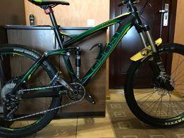 Велосипед ,Двухподвес Ghost amr 5900,shimano, xt