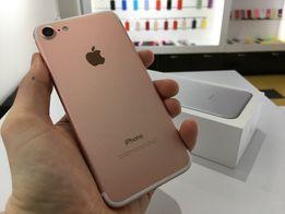 iPhone 7 32GB (Rose Gold) Neverlock. Идеальное состояние !