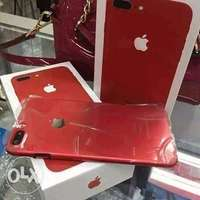 brand new apple iphone 8plus red colour 128gb for sale 0