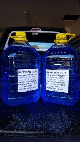 Hand/surface disinfectant