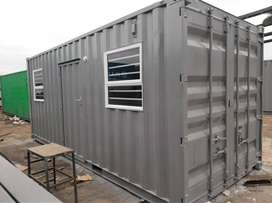 BRAND NEW REFURNISHED SHIPPING CONTAINER FOR SALE