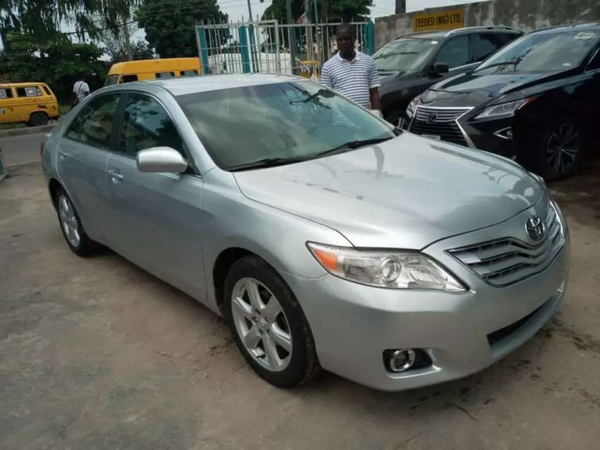 Toyota Camry 2010 model car for sale direct begium 0