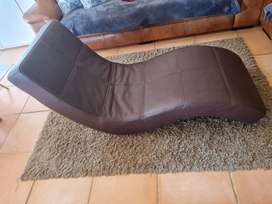 Leather Loungers